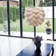 Designova moderna stropna lampa Silvia