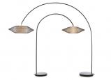Designova stojanová lampa Kai Arc L
