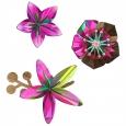 3D dekorace MIHO unexpected things-ultraviolet