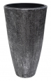 Kvetinač umelý s foliou 74x44 cm