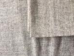 Kašmírový šál tenký bledohnedý