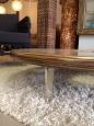 Luxusný konferenčný stolík Circle