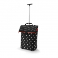 Nákupná taška na kolieskach Reisenthel Trolley M Mixed Dots
