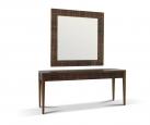 Toaletný stolík so zrkadlom Java
