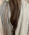 Kašmírový šál trojfarebný