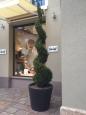 Kvetináč sklolaminát L 58x58x50 cm