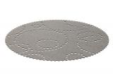 Kruhový koberec Stamp 120cm