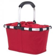 Detský košík červený