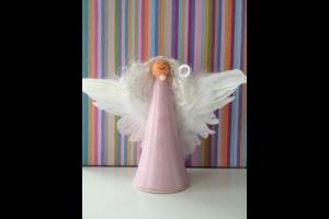 Anjel Strážny rúžový