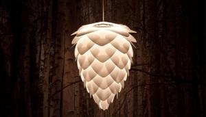 Luxusná stropná lampa Conia