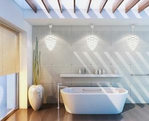 Moderná stropná lampa Conia  mini