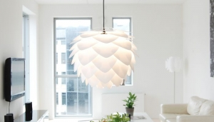 Moderna stropna lampa Silvia mini