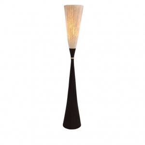 Designová stojanová lampa LUAU