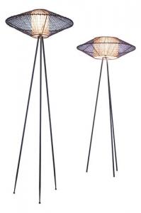 Moderná stojanová lampa Kai Tripod