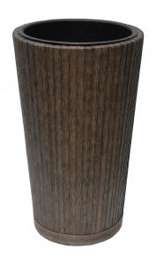 Kvetináč-umelý ratan L