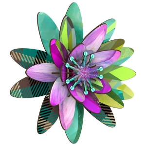 3D dekoracie MIHO unexpected things- Venere