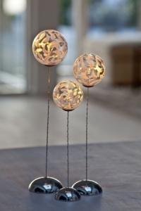 Dekoračné osvetlenie Trio Drops