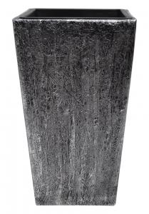 Kvetinač umelý s foliou 55x34 cm