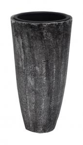 Kvetinač umelý s foliou 44x24 cm