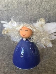 Anjel Strážny modrý