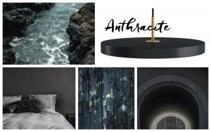 UMAGE Astevia anthracite