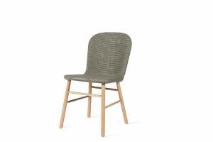Lucas jedálenská stolička-dubové nohy