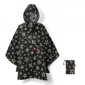 Mini maxi poncho star