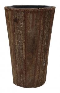 Kvetináč exotická kôra L