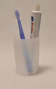 Pohár plastový 6,5x9,5 cm