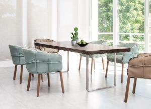 Jedálenský stôl PARCHMENT