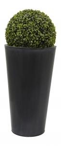 Kvetináč pozinkovaný plech S 35x59 cm