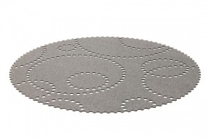Kruhový koberec Stamp 150cm