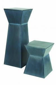 Kovový stolík M