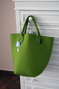 Taška HEY SIGN Carry Green