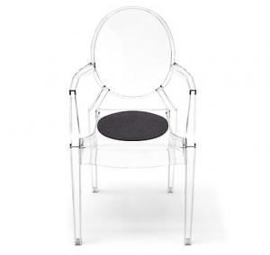 Sedák na stoličku Louis Ghost